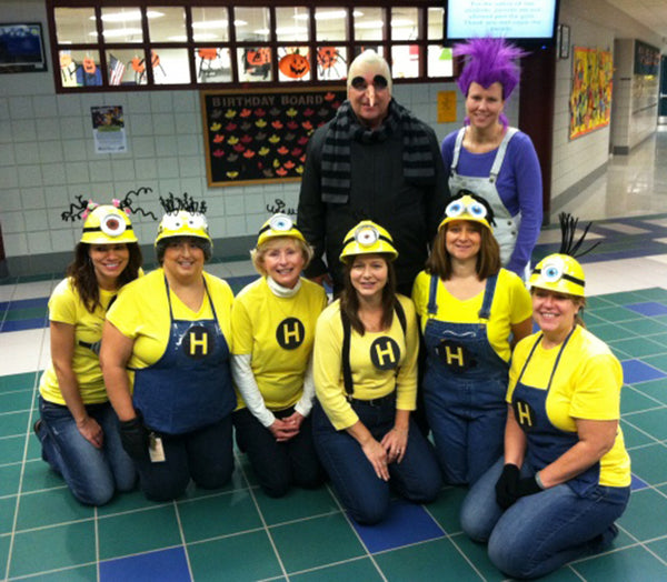 Teacher Costumes6_Bored Teachers  sc 1 st  Bored Teachers & 27 Halloween Costumes To Try With Your Teacher Friends This Year ...