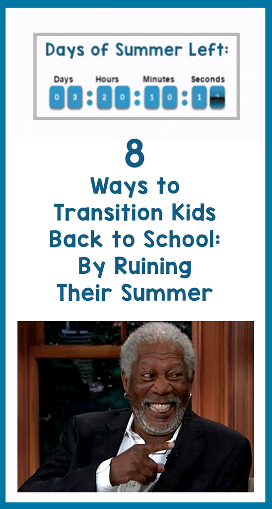 Transition Kids Back to School_featured image_Bored Teachers