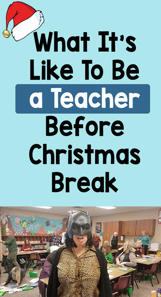 What It's  Like To Be  a Teacher Before  Christmas Break_Bored Teachers