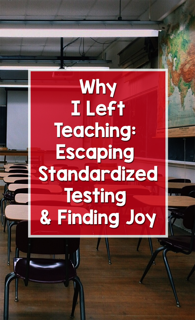 Why I Left Teaching_featured image_bored teachers