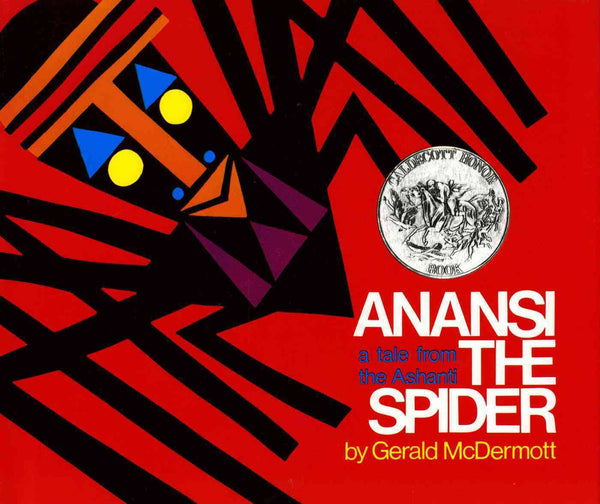 Anansi the Spider - Storybooks - Bored Teachers