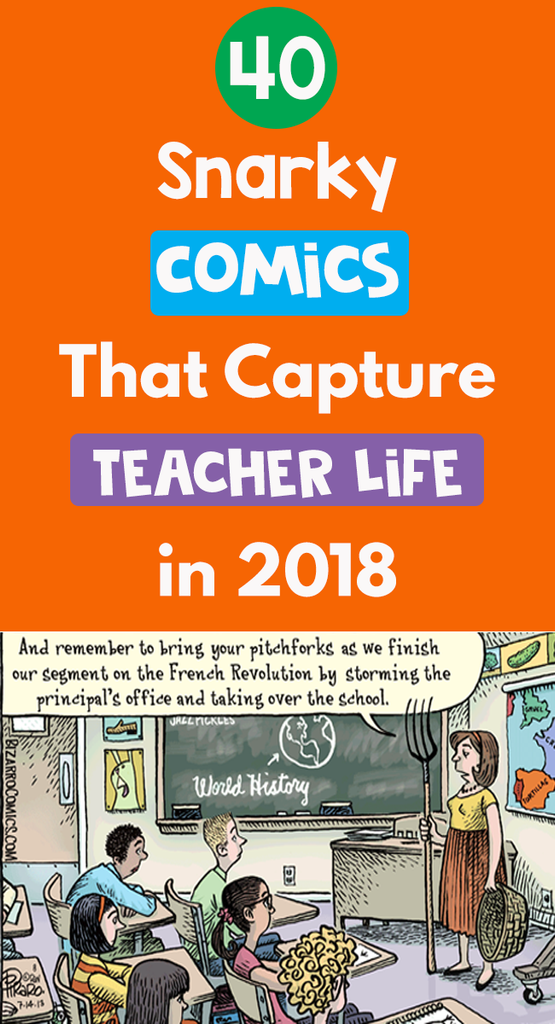 Teacher comics_Cover Pinterest