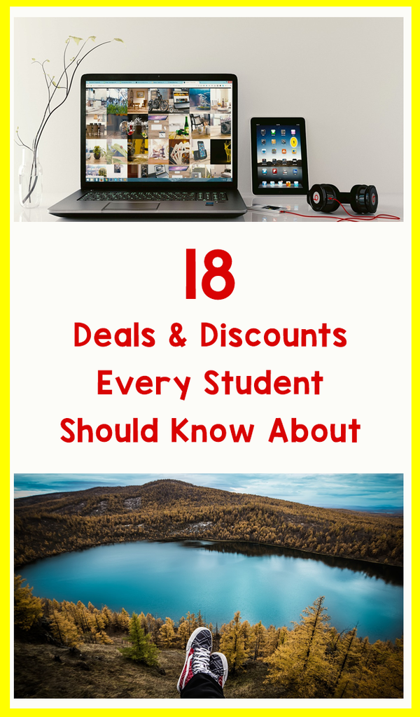 discounts for students_feature image_Bored Teachers