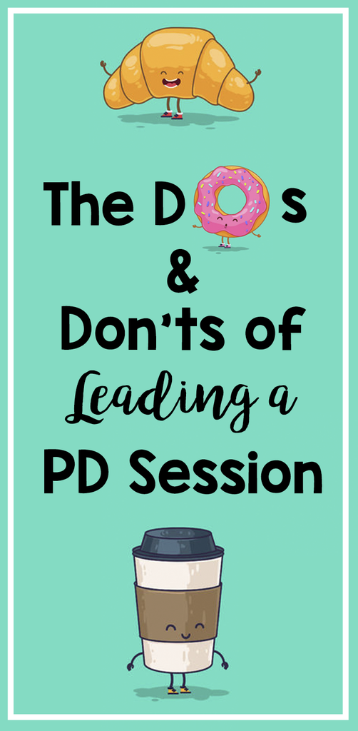 dos and don'ts of a PD_featured image_Bored Teachers