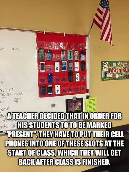Cellphone Jails16_Bored Teachers