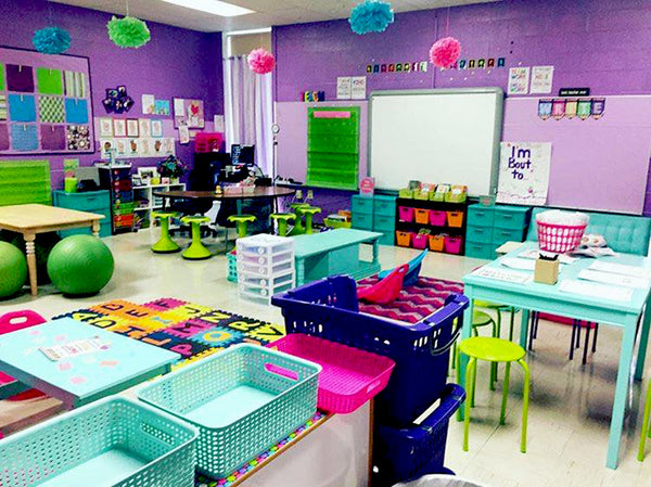 16 awesome flexible seating classrooms that ll blow your homeschool desks ikea