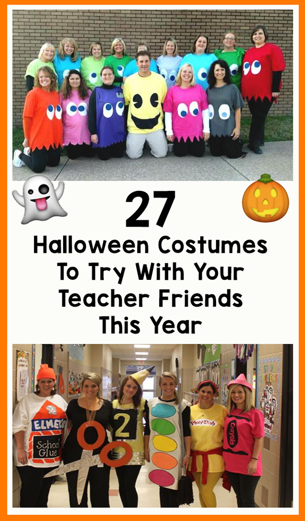 group halloween costumes_feature image_Bored Teachers