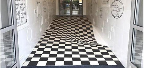 This Floor Stops People From Running in Halls and Schools Need it So Bad