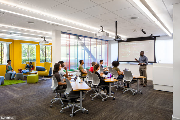 Are Flexible Learning Spaces The Future Of Education Bored Teachers