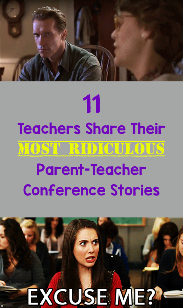 parent-teacher conference stories_feature image_Bored Teachers