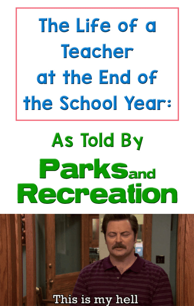 Teachers parks & recreation
