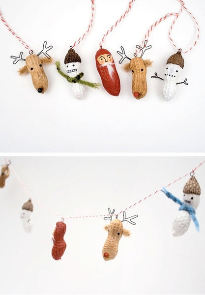 peanut ornaments bored teachers