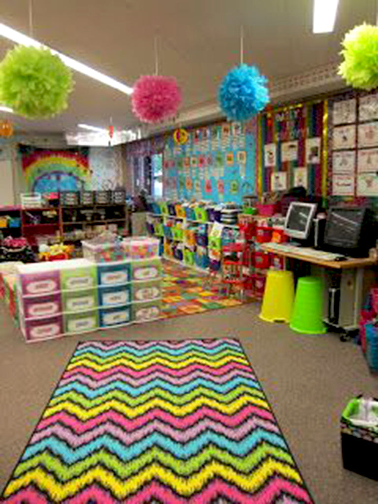Classroom Wall Decorations For Teachers ~ Ways to brighten up your classroom with a vibrant