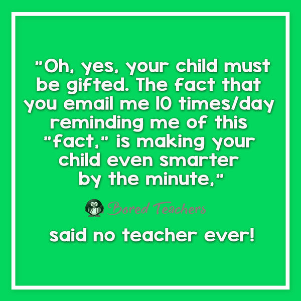 Said No Teacher Ever24_Bored Teachers