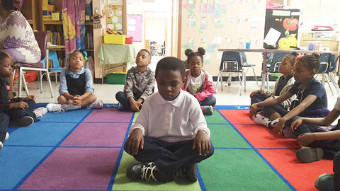 Robert W. Coleman meditation bored teachers 5
