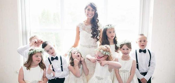 Special Ed Teacher Invites Class To Wedding - Heartfelt Story!