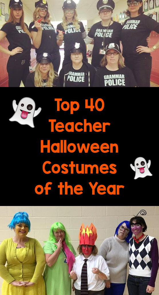 teacher Halloween costumes_feature image_Bored Teachers