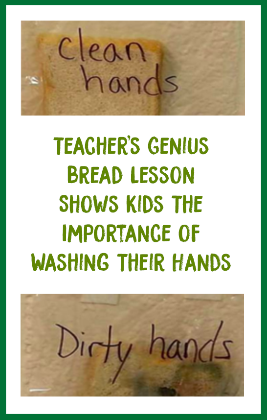 teacher bread lesson germs_featured image_Bored Teachers