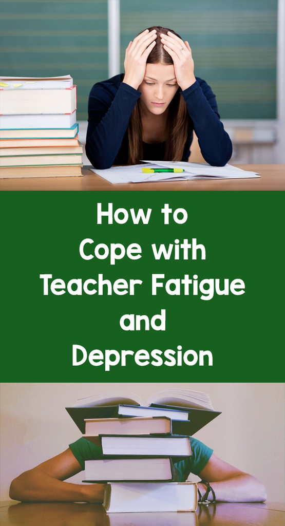 teacher fatigue depression_feature image_Bored Teachers