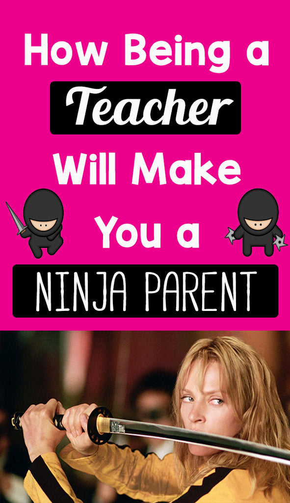 teacher ninja parent_feature image_Bored Teachers