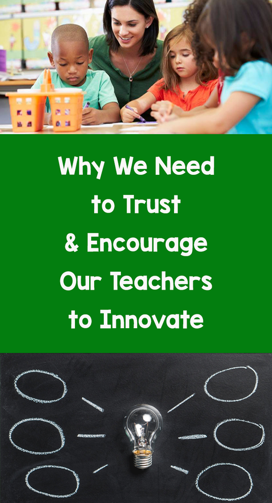 teachers need to innovate_feature image_Bored Teachers