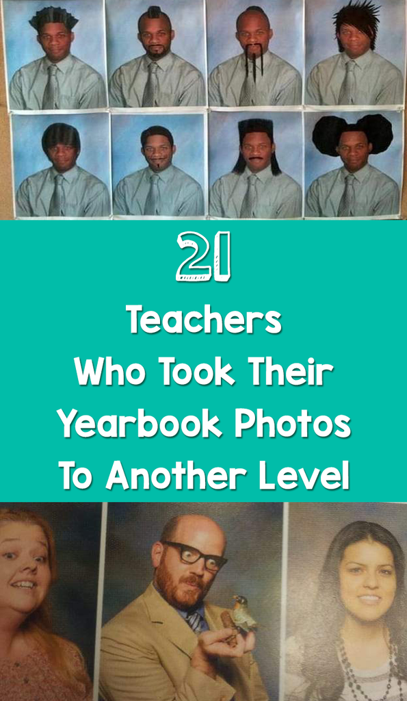 teachers yearbook photos_feature image_Bored Teachers
