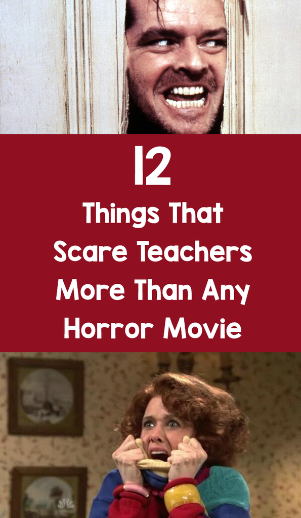 things that scare teachers_feature image_Bored Teachers