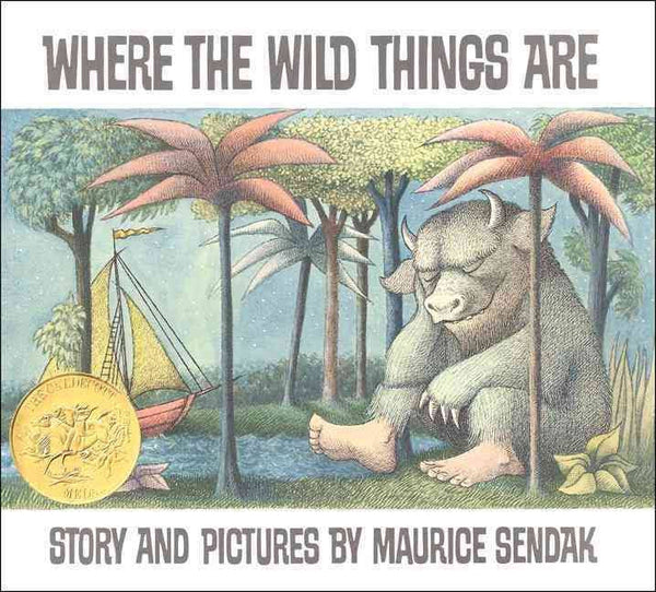 Where the Wild Things Are - Storybooks - Bored Teachers