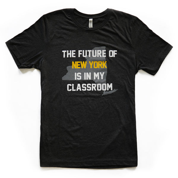 Future of New York t-shirt_Bored Teachers