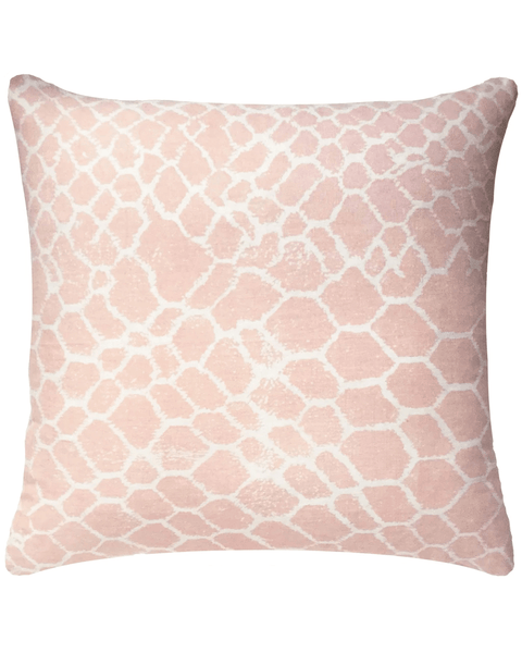 beni pillow in blush