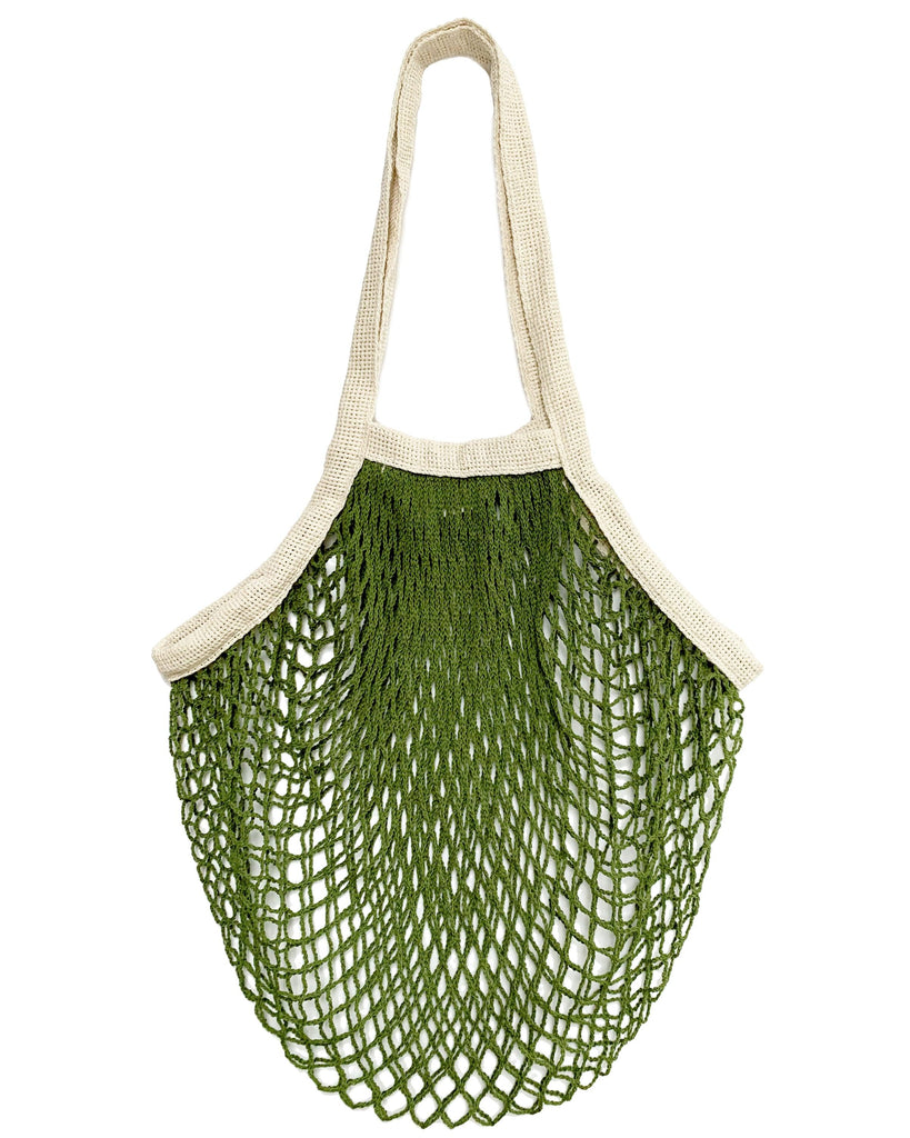 the french market bag in green