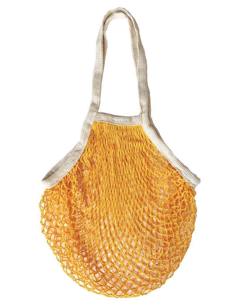 the french market bag in tangerine