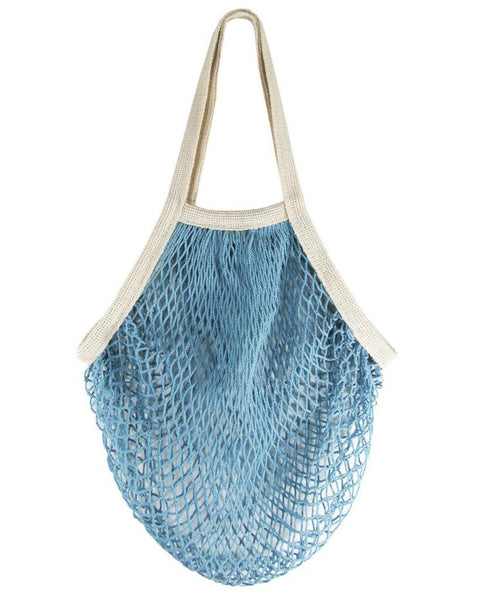 the french market bag in blue