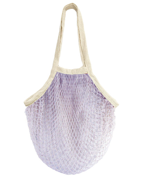 the french market bag in lilac