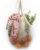 the french market bag in natural