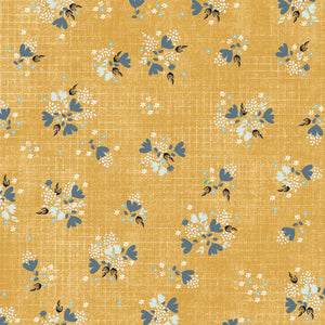 Farmhouse Fields - Fancy Free Mustard - 1/4M