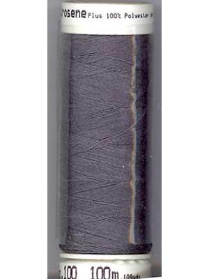 Mettler Polyester 100M Thread - Dark Grey 0415
