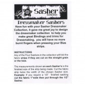 Sasher Collection / Medium Set - 4 Sizes