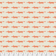 Free Spirit Fabrics -Little Mr Fox - Taupe