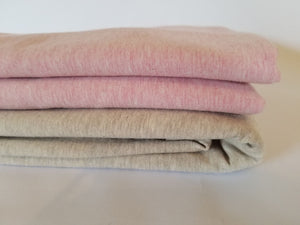Organic Cotton Jersey - Taupe
