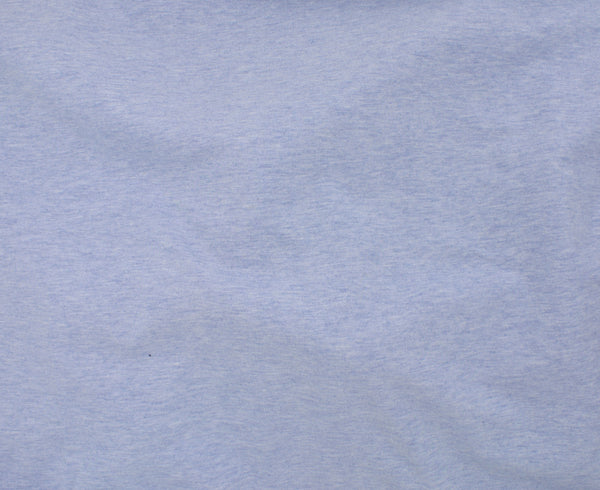Organic Cotton Jersey - Light Denim Blue - 1/2M