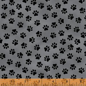 Windham - Paw Prints - 1/4M