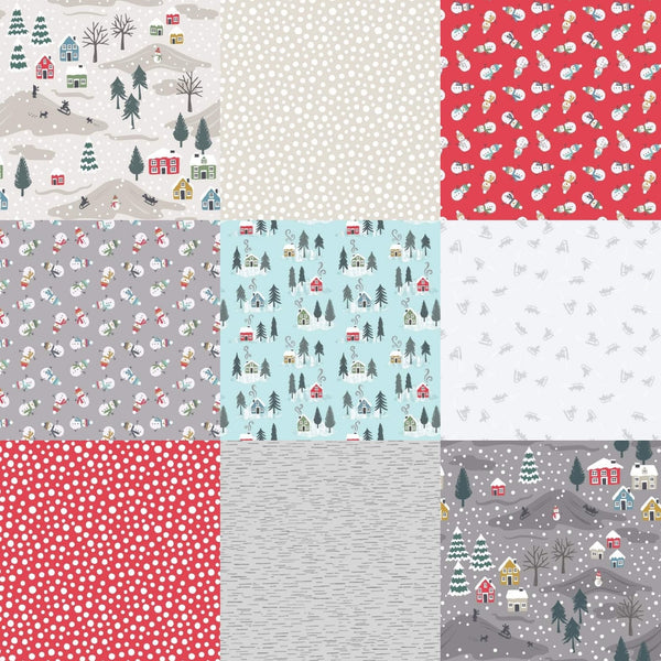 Hm Bundle Snow Day by Lewis & Irene