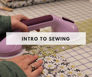 Intro to Sewing class - May 2nd - Weeknight