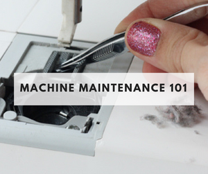 Machine Maintenance 101 - April 17th - Evening