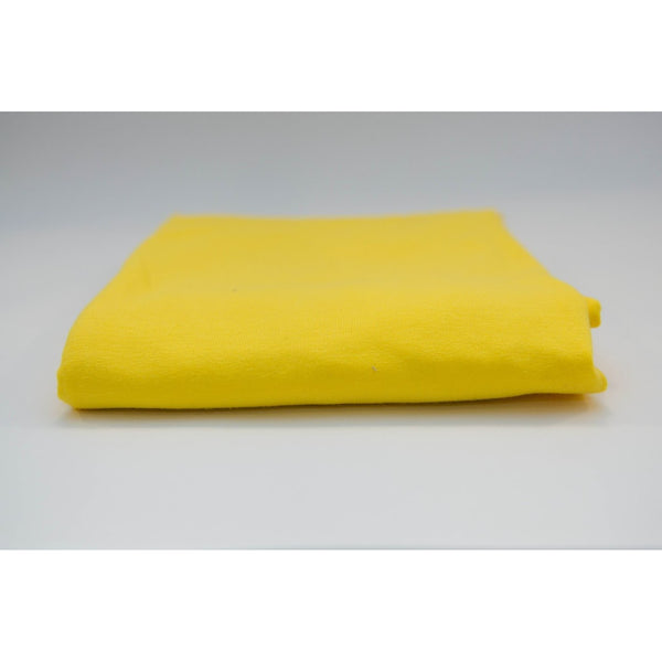 Basics Knit - Banana Yellow - 10 oz - 1.5 Meter Cut