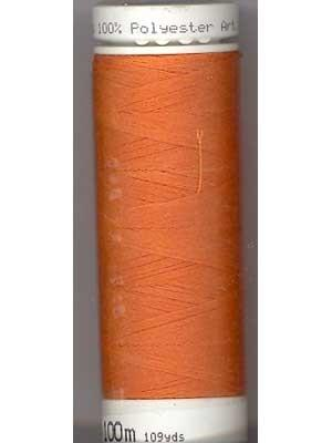 Mettler Polyester 100M Thread - Dark Orange 1334