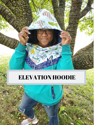 Elevation Hoodie, Children or Adults - November 24th - Weekend