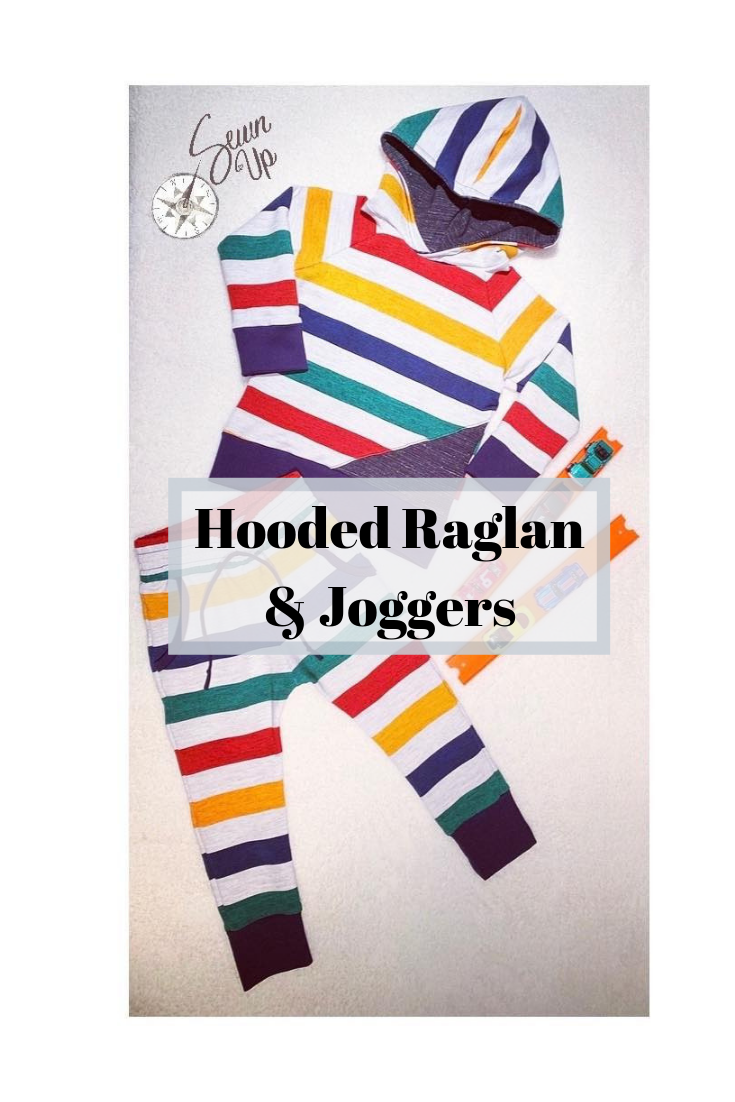 Lowland Kids Joggers and Raglan - October 5th - Weekend