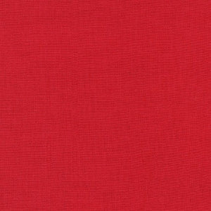 Designer Solids  - Red - 1/4M